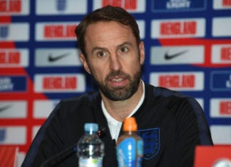 England Press Conference