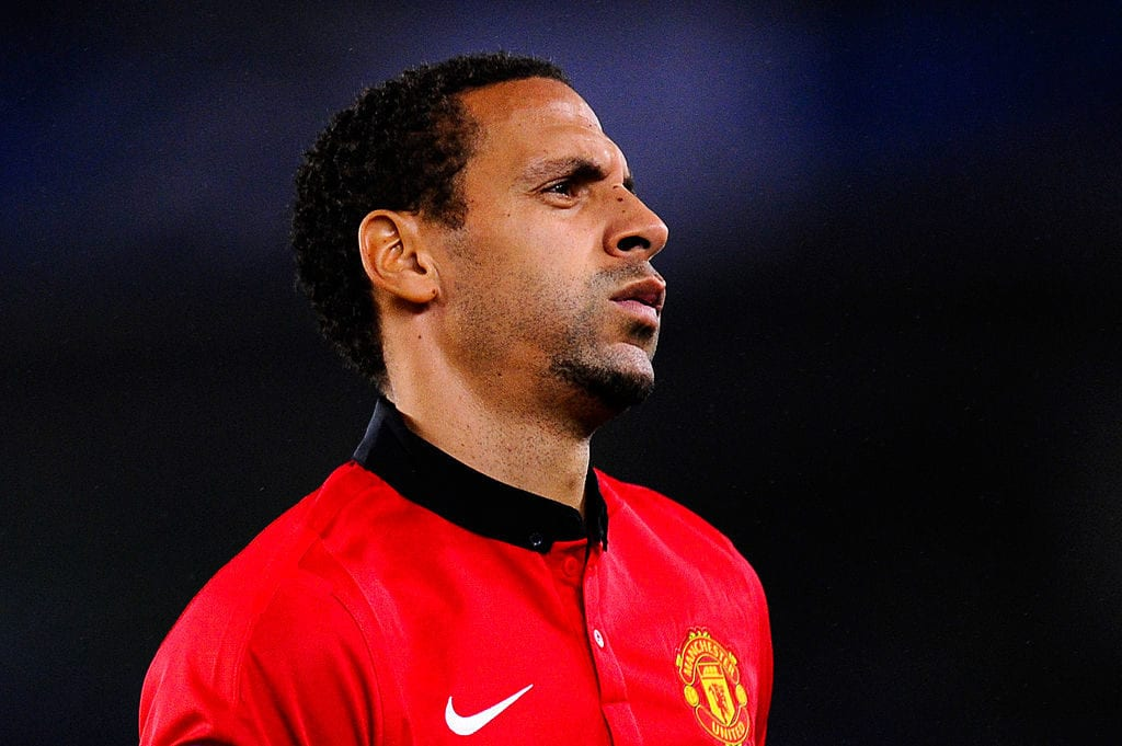 Ferdinand set Premier League records during his playing career