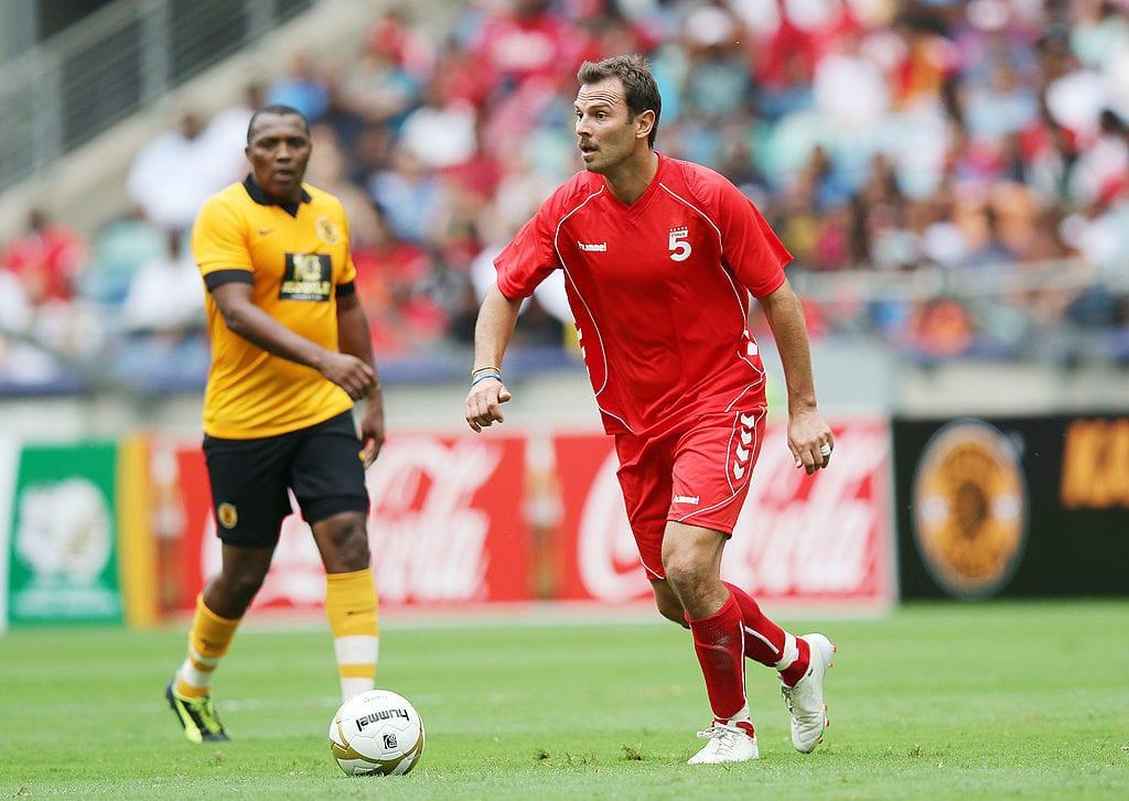 Legends match: Liverpool FC Legends v Kaizer Chiefs Legends