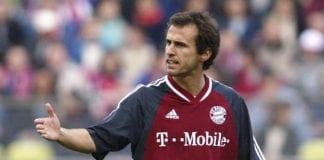 FUSSBALL: 1. BL 02/03, FC BAYERN MUENCHEN - VFL BOCHUM 4:1