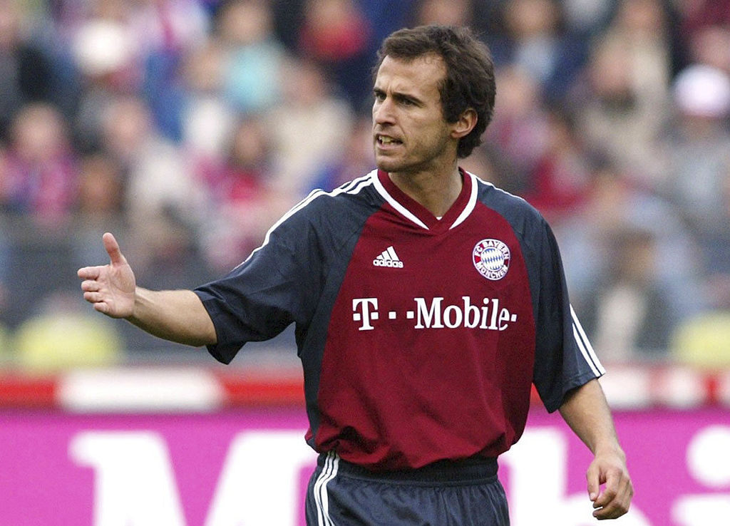 Bundesliga Legends: Mehmet Scholl - ronaldo.com