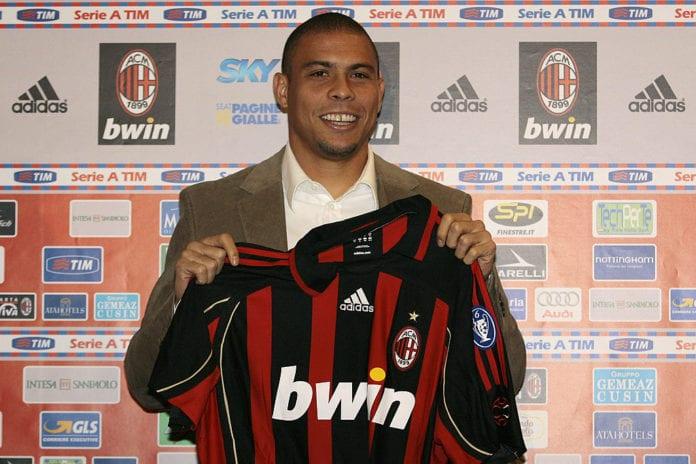 promo code 2e864 25717 Remembering Ronaldo Nazario's last Milano Derby goal ...