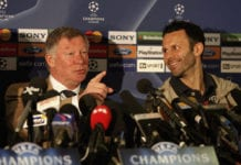 Manchester United & Barcelona Training & Press Conference