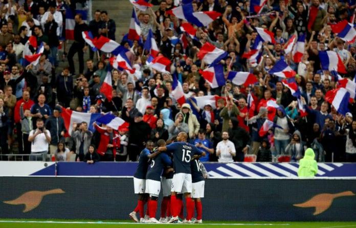 France v Republic of Ireland - International Friendly