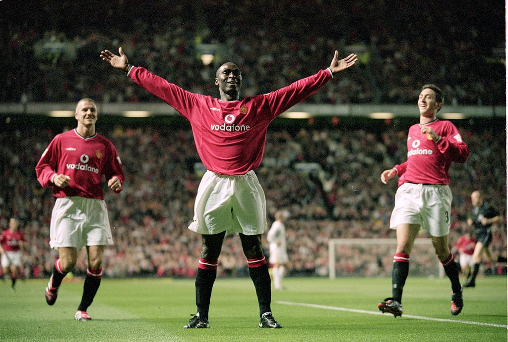 Andy Cole, Manchester United