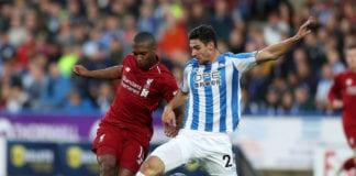 Huddersfield Town v Liverpool FC - Premier League
