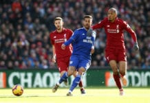 Liverpool FC v Cardiff City - Premier League