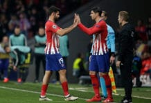 Diego Costa, Alvaro Morata, Diego Simeone, Atletico Madrid