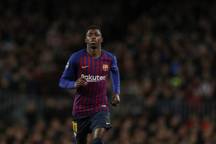 793906e69c7 We give you an insight into why we believe that Ousmane Dembele is FC  Barcelona s secret weapon for today s match at Old Trafford.