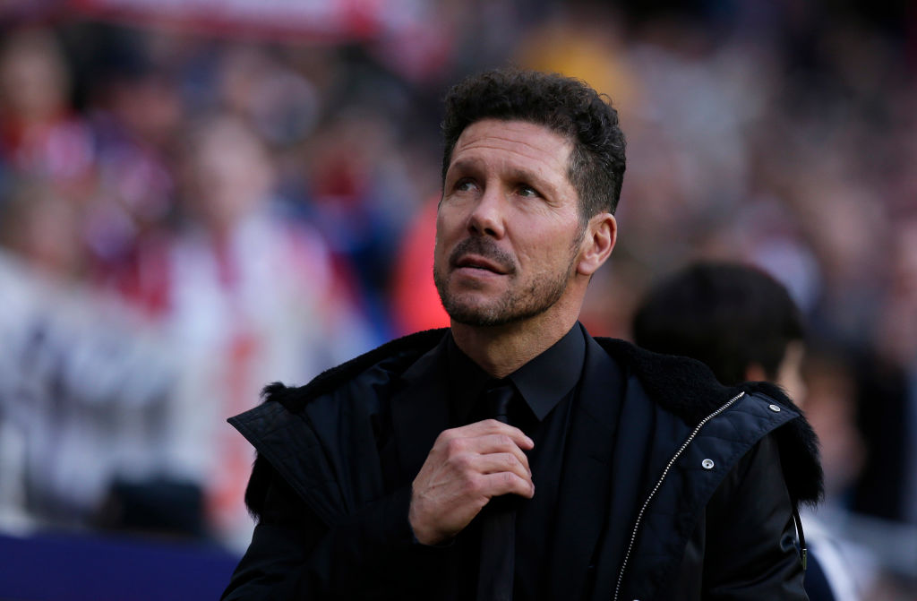 Would Simeone be a good manager for Icardi?