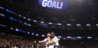 Tottenham Hotspur v Crystal Palace - Premier League Son