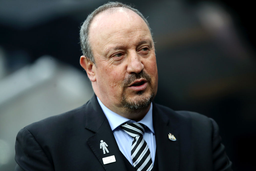 Would Benitez fancy a move to Celtic?