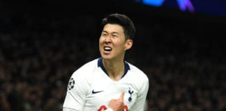 Tottenham Hotspur and Manchester City - UEFA Champions League Quarter Final: First Leg