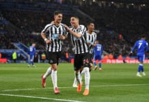 Leicester City v Newcastle United - Premier League