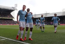 Crystal Palace v Manchester City - Premier League