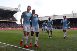 Crystal Palace v Manchester City - Premier League