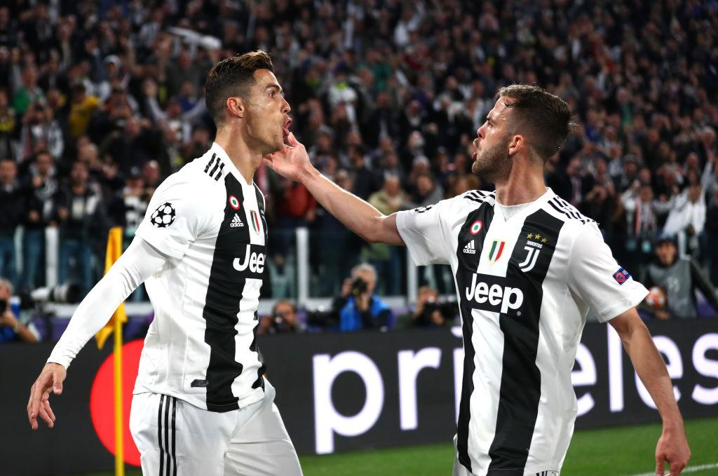 Pjanic explains Ronaldo's struggle in front of goal - ronaldo.com