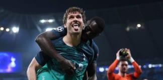 Manchester City v Tottenham Hotspur - UEFA Champions League Quarter Final: Second Leg Llorente