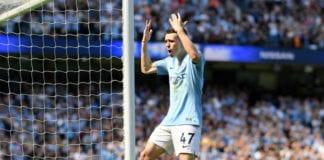 Manchester City v Tottenham Hotspur - Premier League Foden
