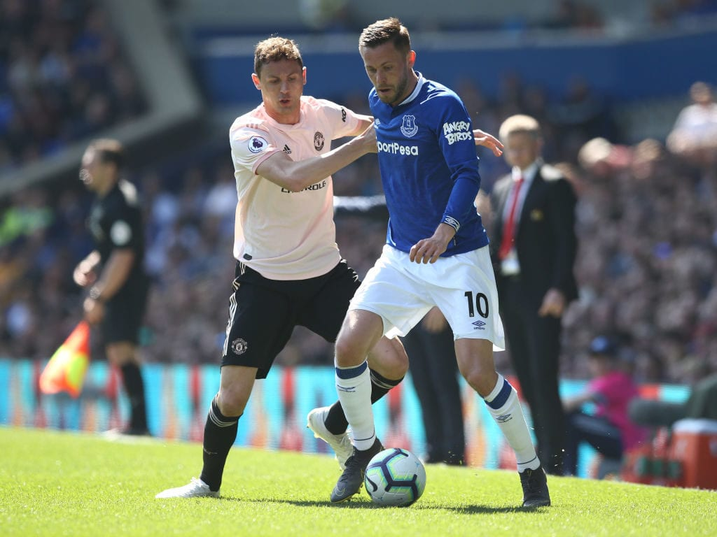 Everton FC v Manchester United - Premier League