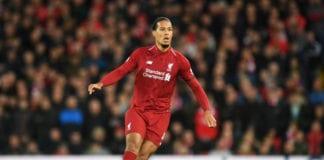Liverpool FC v Huddersfield Town - Premier League centre back