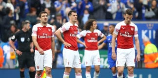 Leicester City v Arsenal FC - Premier League
