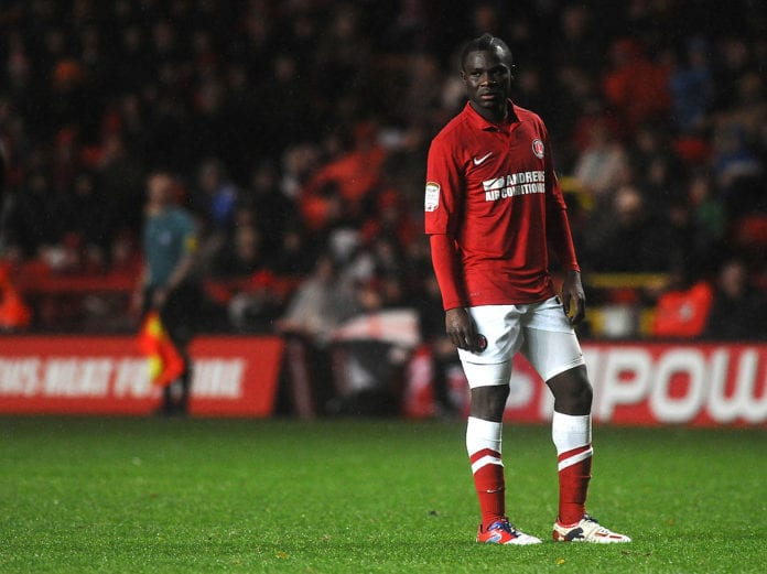 LONDON, ENGLAND - NOVEMBER 24: Emmanuel Frimpong of Charlton during the npower Championship match between Charlton Athletic and Huddersfield Town at The Valley on November 24, 2012 in London, England. (Photo by Charlie Crowhurst/Getty Images)