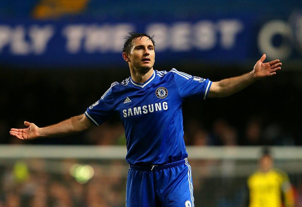 Chelsea v West Ham United - Premier League Frank Lampard