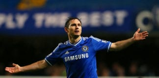 Chelsea v West Ham United - Premier League Frank Lampard