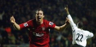 Liverpool v Charlton Athletic Fowler