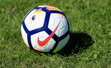 Premier League Kicks - Nike Ordem V Premier League Match Ball Launch