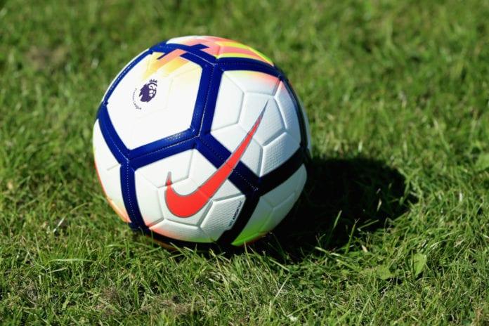 Premier League Kicks - Nike Ordem V Premier League Match Ball Launch