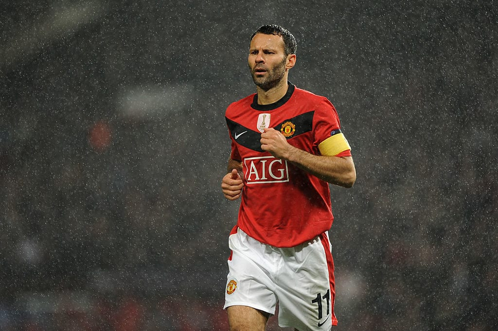Ryan Giggs, premier league hall of fame