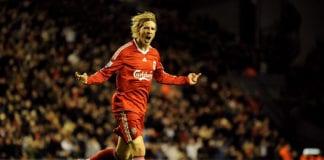 Liverpool v Portsmouth - Premier League Fernando Torres