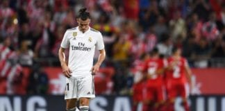 Gareth Bale's transfer value has fallen drastically