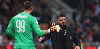 Donnarumma's Heartfelt Goodbye to Gattuso: 'It was a privilege'