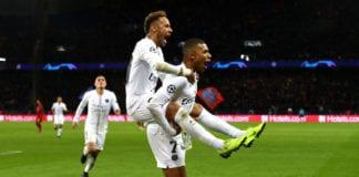 Neymar & Mbappe, PSG