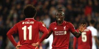 Mohamed Salah, Sadio Mane, Liverpool