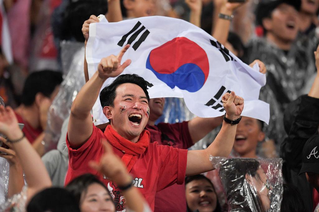 Indecent Celebration costs South Korea U18s their trophy