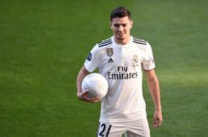 Real Madrid Unveil New Signing Brahim Diaz