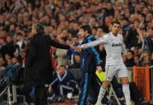 Cristiano Ronaldo, Jose Mourinho, Real Madrid