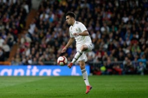 Reguilon, Real Madrid