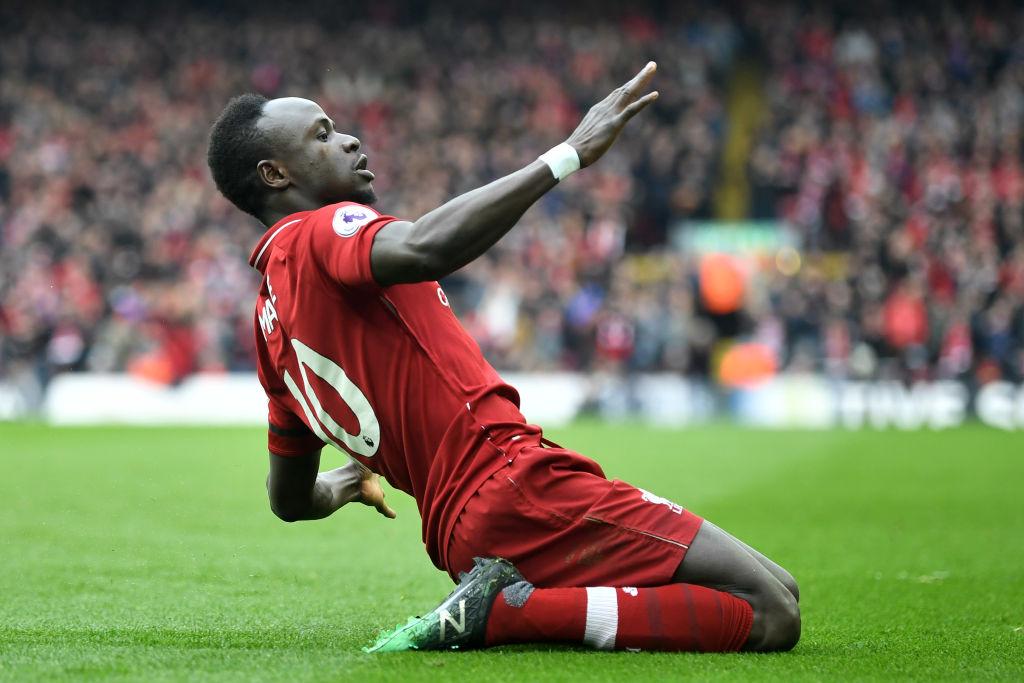 Sadio Mane, Liverpool FC v Chelsea FC - Premier League