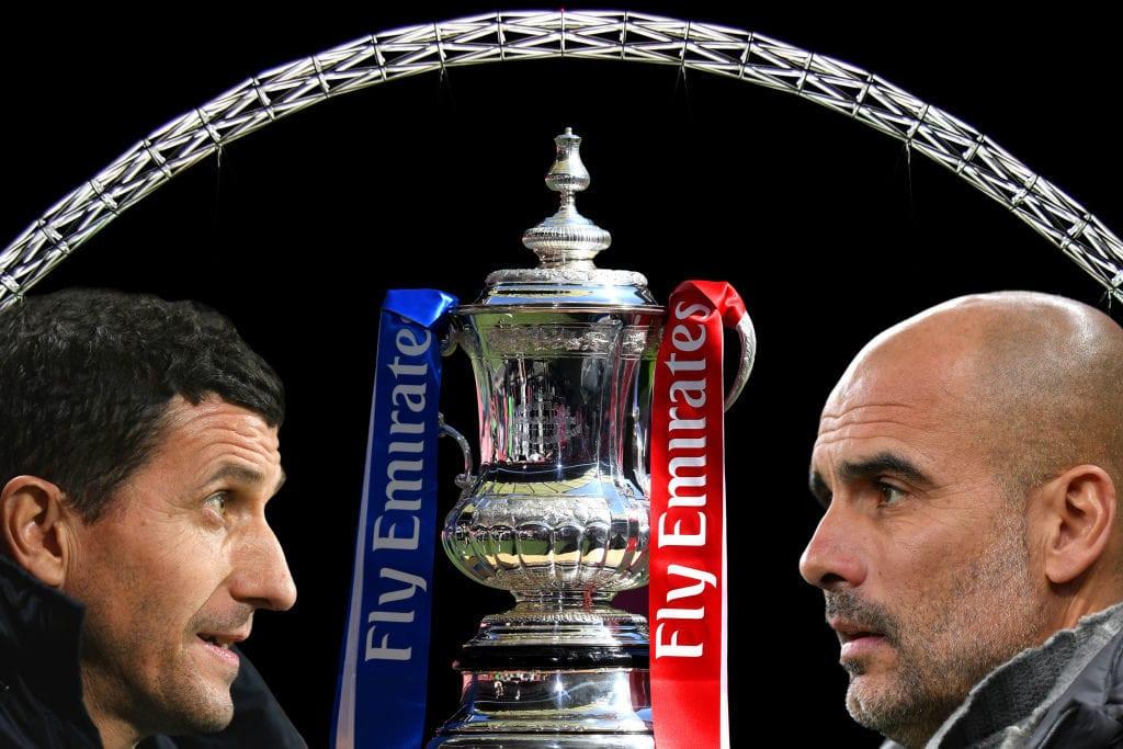 Manchester City v Watford - FA Cup Final