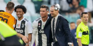Massimiliano Allegri, Cristiano Ronaldo, Juventus