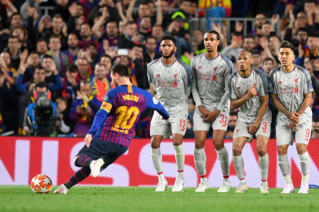 Opinion Lionel Messi No Longer Needs Xavi And Iniesta Ronaldo Com