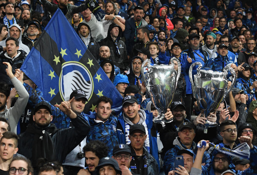 Gasperini: Atalanta will do well in the Champions League ...