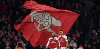 Arsenal v Valencia - UEFA Europa League Semi Final : First Leg
