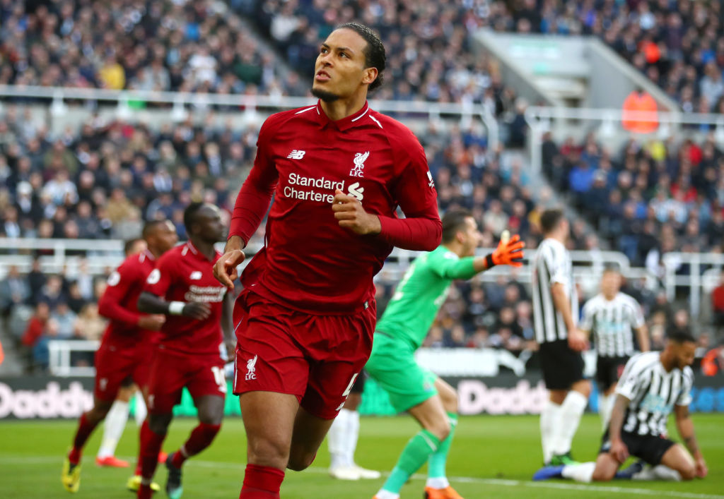 Van Dijk to leave last season's painful Champions League final behind