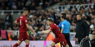 Newcastle United v Liverpool FC - Premier League